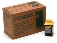 Lexmark 15M0375 Colour No.25 Tri-Pack ink Cartridges