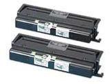 Lexmark 11A4097 Black Toner Cartridge (2 Pack)