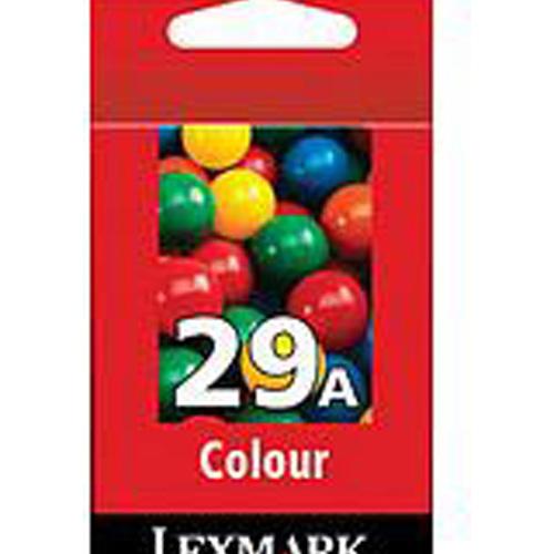 Lexmark 018C1529E Colour No 29A Print Cartridge
