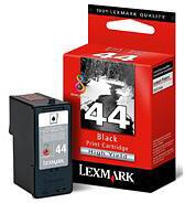 Lexmark Black No. 44 Print Cartridge