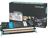 Lexmark Cyan Return Program Toner Cartridge (3,000 Pages)