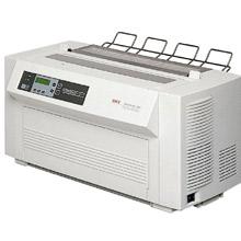 OKI Microline 4410 (Serial, Parallel)