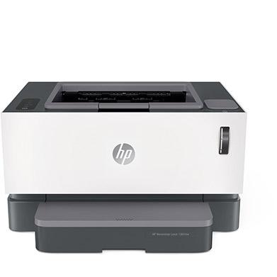 HP Neverstop Laser 1001nw + 143A Black Toner Reload Kit (2,500 Pages)