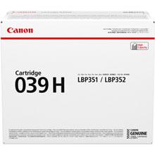 Canon Black 093H Toner Cartridge (25,000 Pages)