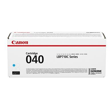 Cyan 040 Toner Cartridge (5,400 Pages)