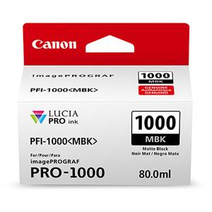Canon Matte Black Ink Cartridge (80ml)