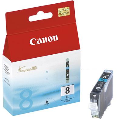 Cyan CLI-8PC Ink Cartridge