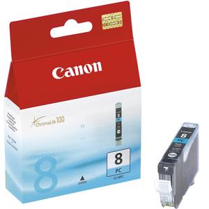 Canon Cyan CLI-8PC Ink Cartridge