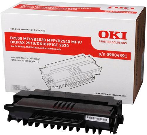 OKI Hi Cap Toner Cartridge (4,000 pages)