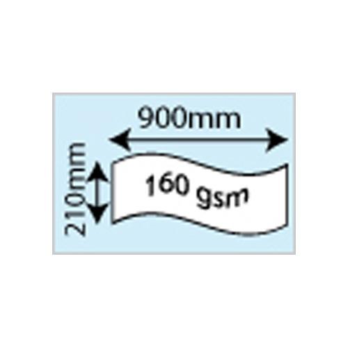 OKI 09004651 A4 Banner Paper 160gsm (40 shts)