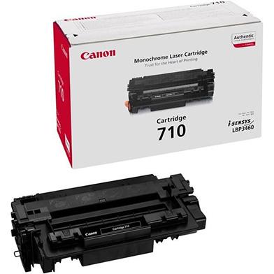 Canon 0985B001AA Black 710 Toner Cartridge All-in-One