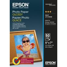 Photo Paper Glossy 13x18cm 50 sheet