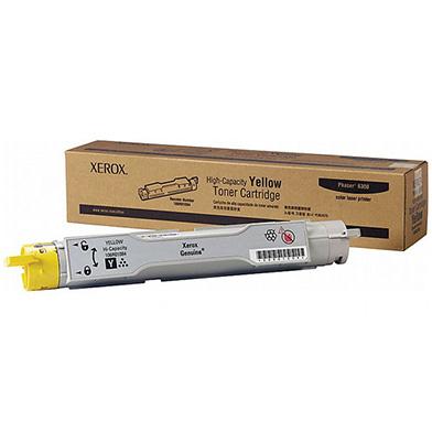 Xerox 106R01084 Yellow Hi Cap Toner Cartridge (7,000 Pages)