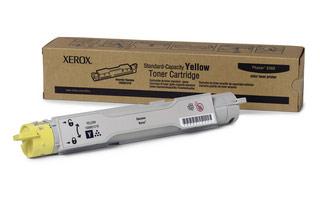 Xerox Yellow Toner Cartridge (5,000 Pages)
