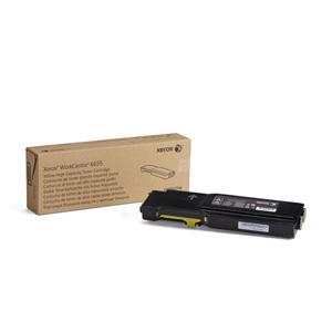 Xerox Hi-Cap Yellow Toner Cartridge (7,000 pages)