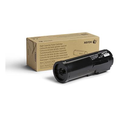 Xerox 106R03582 Black High Capacity Toner Cartridge (13,900 Pages)