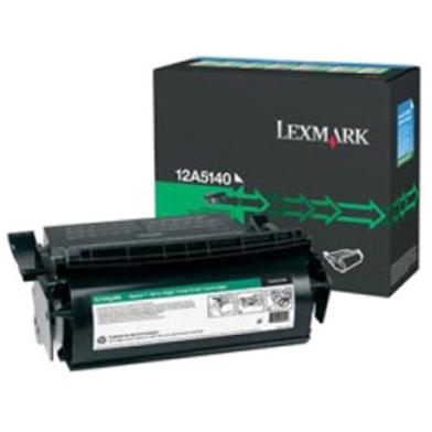 Lexmark 12A5140 High Capacity Black Toner Cartridge (25,000 Pages)