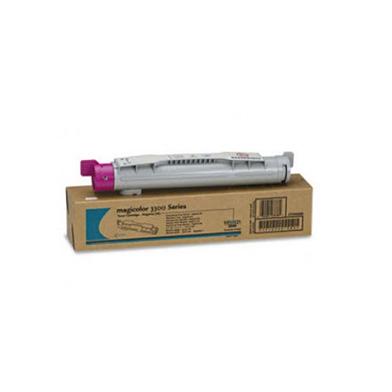 Konica Minolta 1710550-003 Magenta Toner Cartridge (6,500 pages)