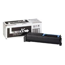 Kyocera TK-560K Black Toner Cartridge (Yield 12,000 pages)