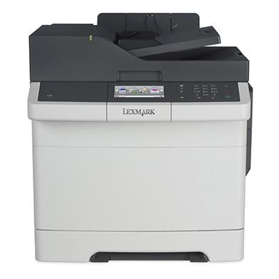 Lexmark CX417de + High Capacity Black Toner (6,000 Pages)