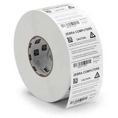 Zebra Z-Perform 1000D (102 x 64mm) White Paper Label