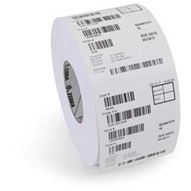 Zebra Z-Perform 1000T 102mm x 51mm Paper Label