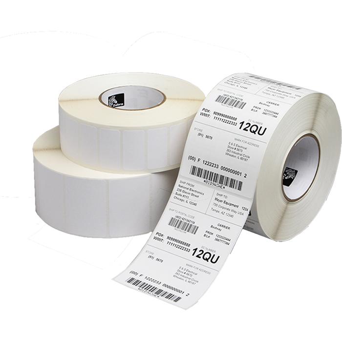 Zebra 3007203-T Z-Select 2000T (57mm x 76mm) Paper Label