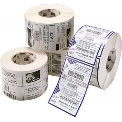 Zebra Z-Select 2000T (70mm x 32mm) Paper Label