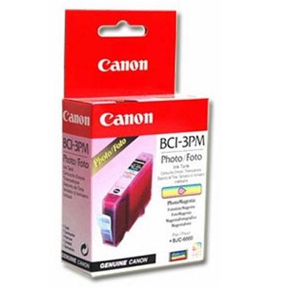 Magenta BCI-3EM Ink Cartridge (390 pages)