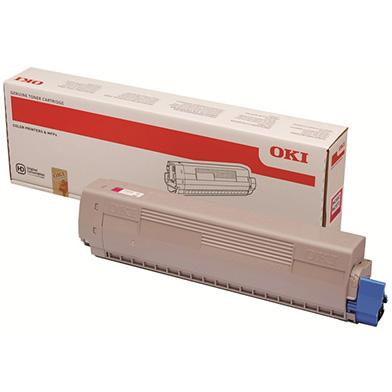 OKI 45862838 Magenta Toner Cartridge (7,300 pages)
