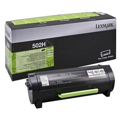 Lexmark 50F2H0E High Capacity Black Toner Cartridge (5,000 Pages)