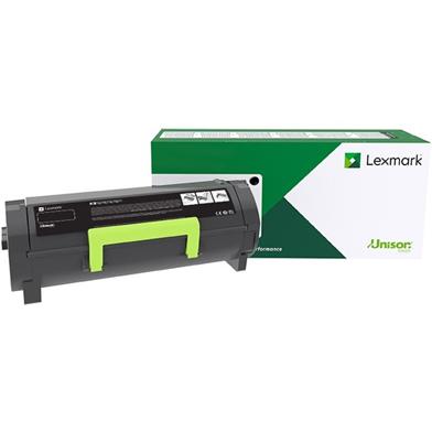 Lexmark 58D2H0E High Capacity Black Toner Cartridge (15,000 Pages)