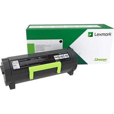 Lexmark 58D2X0E Extra High Capacity Black Toner Cartridge (35,000 Pages)