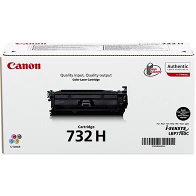 High Capacity Black 732H Toner Cartridge (12,000 Pages)