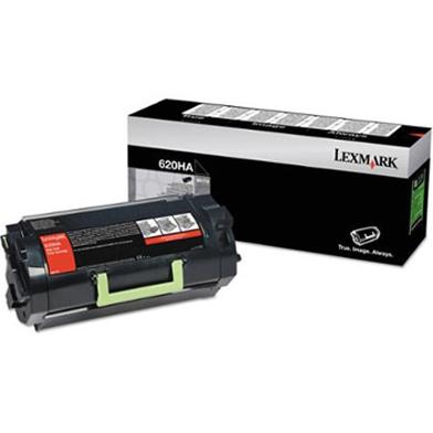 Lexmark 62D0HA0 High Capacity Black Toner Cartridge (25,000 Pages)