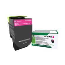 Lexmark 71B2HM0 Magenta Return Programme Toner Cartridge (3,500 pages)
