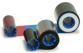 Zebra YMCKK Colour Ribbon (500 Prints)