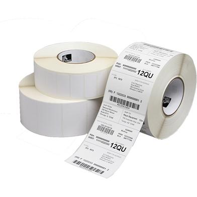 Zebra Z-Select 2000D White (76 x 51mm) Paper Label