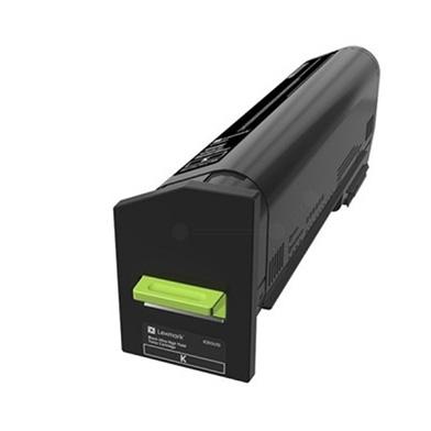 Lexmark 82K2UK0 Black Ultra High Yield Return Programme Toner Cartridge (55,000 Pages)