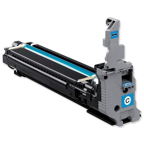 Konica Minolta Cyan Print Unit (30,000 pages)