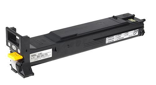 Konica Minolta Black Toner Cartridge (12,000 pages)