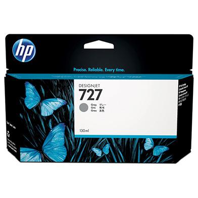 HP 727 Grey DesignJet Ink Cartridge (130ml)