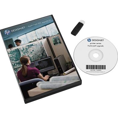 HP PostScript/PDF Upgrade Kit