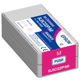 Epson GP-C831 Magenta Ink Cartridge (33ml)