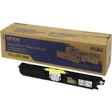 Epson Hi-Cap Yellow Toner Cartridge (2,700 pages)