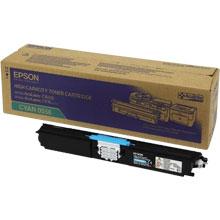 Epson Hi-Cap Cyan Toner Cartridge (2,700 pages)