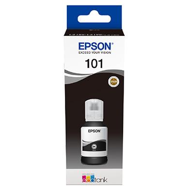 Epson EcoTank 101 Black Ink Bottle (7,500 Pages)