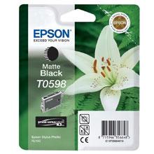 Epson Matte Black T0598 Ink Cartridge