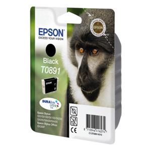 Epson Black T0891 Ink Cartridge