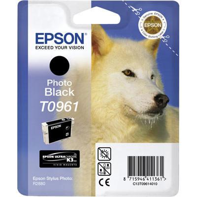 Epson Photo Black T0961 Ink Cartridge